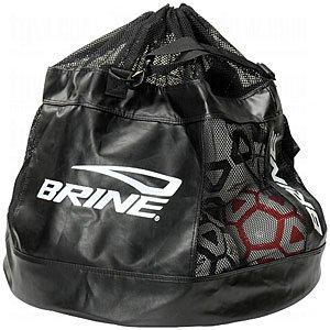 Brine Soccer Championship Ball Bag (Black, OSZ) (Brine Championship Soccer Ball)
