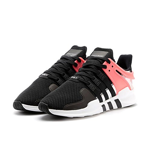 newest 32961 d8577 Galleon - Adidas Mens EQT Support ADV Originals CblackCblackTurbo  Running Shoe 13 Men US