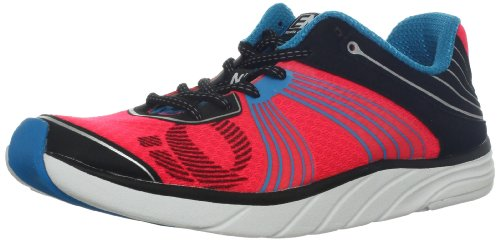 Pearl iZUMi Women's W EM Road N 1 Running Shoe,Electric Pink/Black,9.5 M US