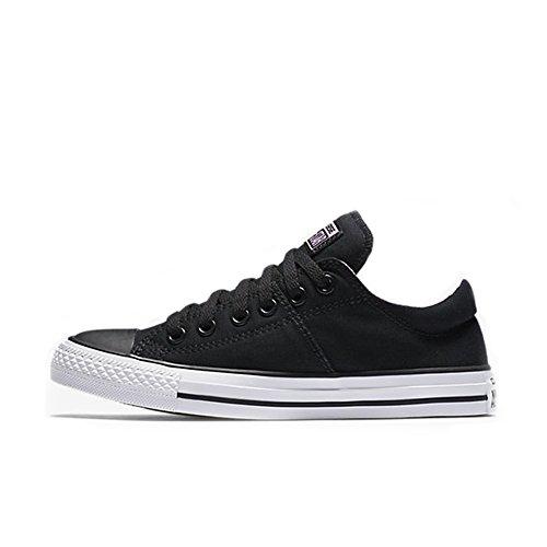 Converse Sneakers Moda Madison Ox Nero / Bianco / Fucsia Chiaro Taglia 5.5 Donna