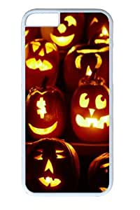 Halloween 6 PC Case Cover for iphone 6 4.7 and iphone 6 4.7 inch White