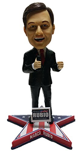 Marco Rubio for President 2016 Presidential Limited Edition Bobblehead