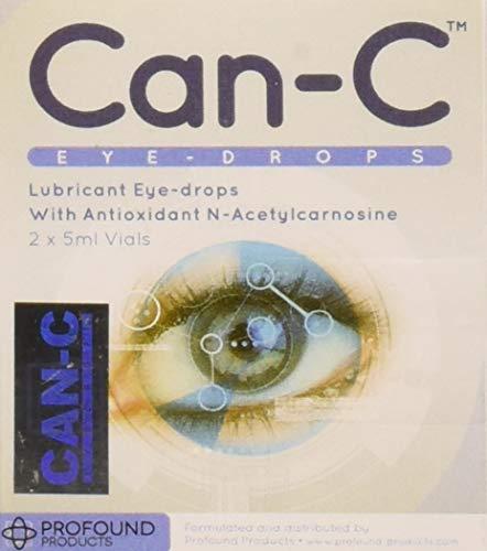 (CAN-C Eye Drops 2X 5ml Vials)