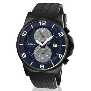 3777-13 Boccia Titanium Watch