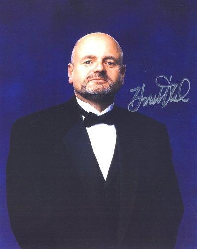 Howard Finkel - Autographed WWE 8x10 Photo