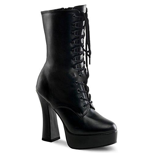 Pleaser Electra-1020 - Sexy Komfort Plateau-Stiefel High Heels 36-45