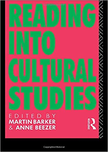 Reading into Cultural Studies