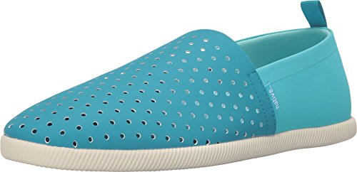 Inheemse Mens Venetië Slip-on Riptide Blauw / Licht Riptide Blauw / Been Wit / Two-tone