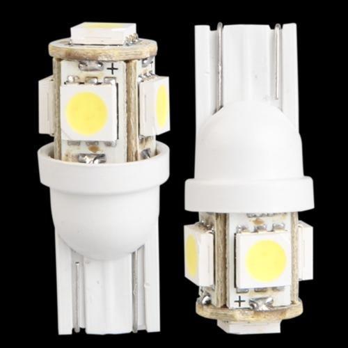 20X T10 5 LED 5050 SMD 168 194 W5W Bombilla Iluminación Coche: Amazon.es: Coche y moto