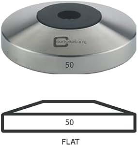 Concept Art | Base Flat | Tamper-Unterteil | 50mm