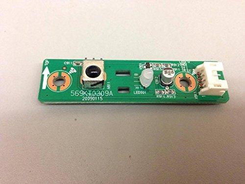 Dynex DX-L32-10C Sensor IR Board 569KT0309A