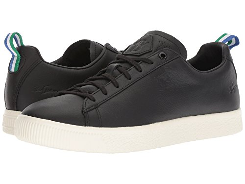 [PUMA(プーマ)] メンズランニングシューズ?スニーカー?靴 Clyde Big Sean PUMA Black 8 (26cm) D - Medium