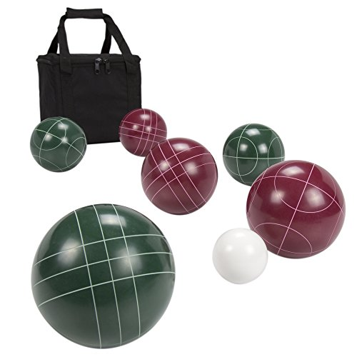 Hey! Play! Regulation Size Bocce Ball Set by Hey! Play!