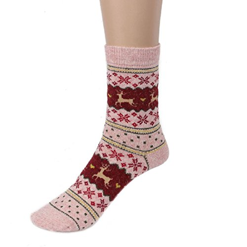 Socks Febecool Winter Christmas Design