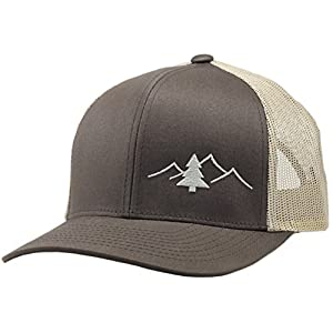 Trucker Hat - The Great Outdoors - by Lindo