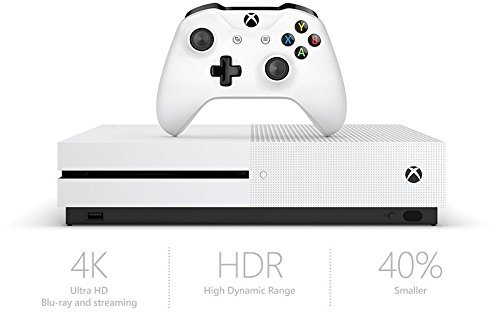 Xbox One S 1TB Console [Discontinued] by Microsoft (Image #2)