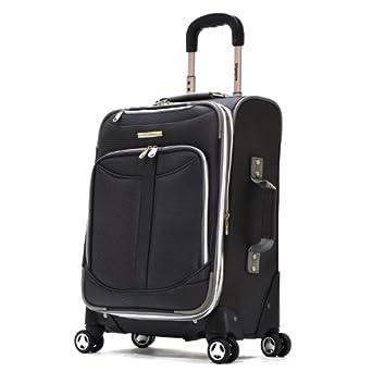 Amazon.com | Olympia Luggage Tuscany 21 Inch Expandable Spinner ...