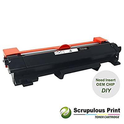 Scrupulous Print Compatible High Yield Toner Cartridge Replacement for Brother TN730 TN760
