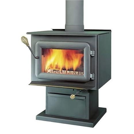 Amazon.com: Chimenea 93340 Flame XTD 1.1 EPA Estufa de leña ...