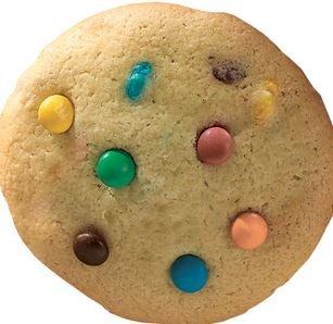 Readi-Bake BeneFIT Whole Grain Candy Chip Cookie, 1.85 oz., (192 per case)