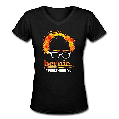 Foxshirt Womens Sanders President Tshirts