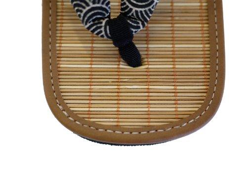 Bambu Japanska Sandaler För Män Som Gjorts I Japan Setta Zori * Skostorlek Av Japan * 6