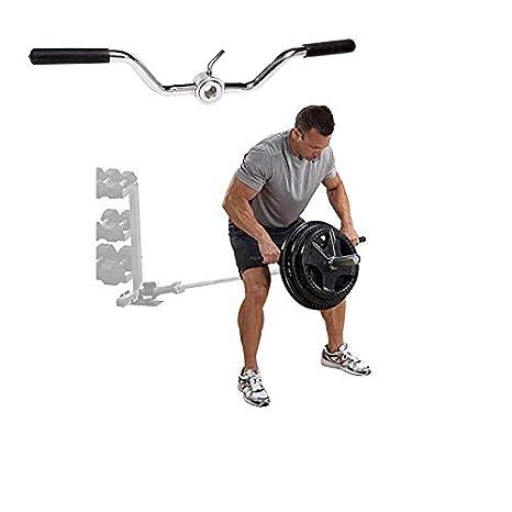 Body Solid lat Blaster Bar: Amazon.es: Deportes y aire libre