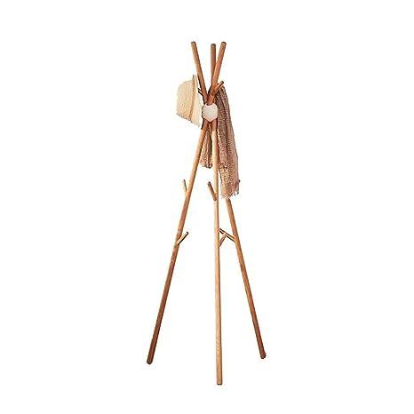 Percheros De Bambú Perchero Y Perchero De 9 Ganchos Perchero ...