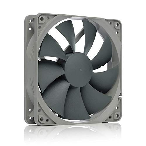 Noctua NF-P12 redux-1300, High Performance Cooling Fan, 3-Pin, 1300 RPM (120mm, Grey)