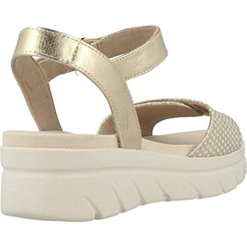 PITILLOS Sandalias y Chanclas Para Mujer, Color Gold, Marca, Modelo Sandalias Y Chanclas Para Mujer 2731V18 Gold Gold