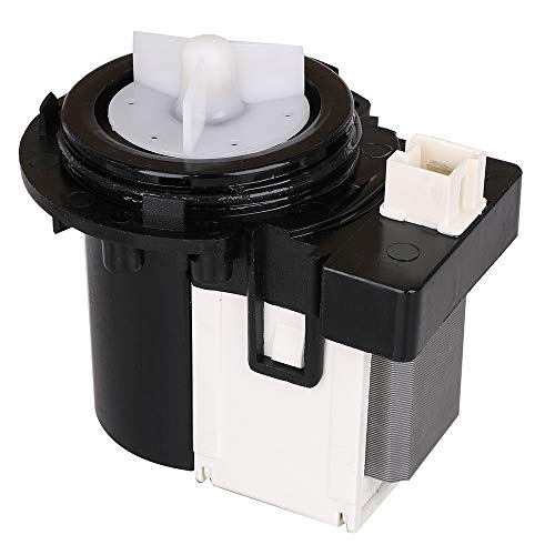 DC31-00054A Washer Drain Pump Motor for Samsung Washing Machines-Replace AP4202690, PS4204638, 34001098, DC31-00016A, and 1534541 ()