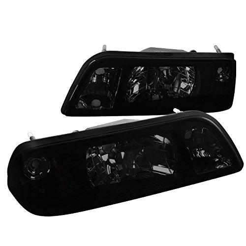 93 mustang headlights - 1