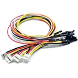 Seeedstudio Grove - 4 pin Female Jumper to Grove 4 pin Conversion Cable (5 PCs per PAck)