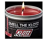 "Klotz Candle Famous Estorlin ""Smell The Klotz"""