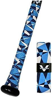 Vulcan 0.50mm Bat Grips/Blizzard Blue