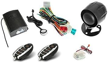 KEETEC TS 10 Alarma del coche: Amazon.es: Coche y moto