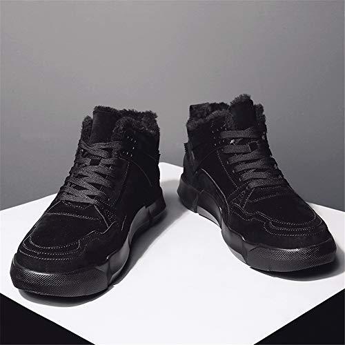 Xiazhi Bottes Noir Eu Homme shoes Pour Noir 39 rgq8Rrx