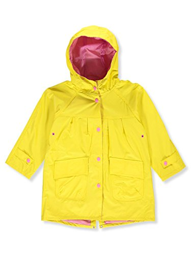 List of the Top 10 yellow raincoat size 10/12 you can buy in 2019
