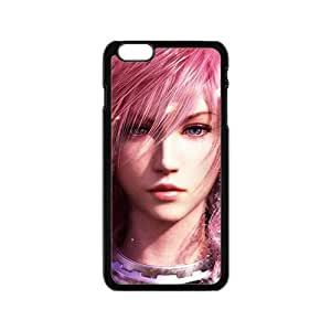 Final fantasy Pink girl Cell Phone Case for Iphone 6