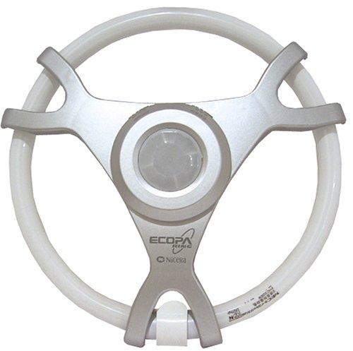 ECOPA 屋内用センサーライト  エコパリング SL-430B B000GDXSGO 13674