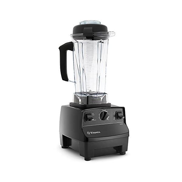 Vitamix Standard Blender, Professional-Grade, 64oz. Container, Black (Renewed) 1