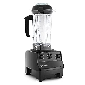Vitamix Certified Reconditioned Standard Blender, Black
