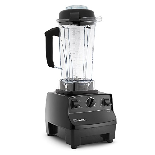 Vitamix Standard Blender, Professional-Grade, 64oz. Container, Black (Renewed) (Best Protein Fruit Juice)