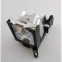 CTLAMP Projector Replacement Lamp/Bulb LV-LP20 / 9431A001AA,POA-LMP57 / 610 308 3117 with Housing for Boxlight,canon,eiki,sanyo LC-SD10,LC-SD10D,LV-S3,PLC-SW30,PLC-SW35,SP-10t