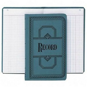 (66 Series Canvas Record Books by Boorum & Pease)