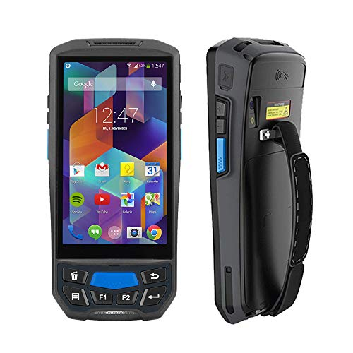 Best Price MUNBYN 3G 4G Rugged Handheld Android 7.0 POS Terminal with Touch Screen BT GPS and Honeyw...