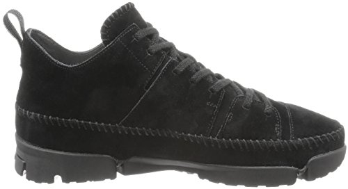 Clarks Heren Zwart Trigenic Dry Gtx Sneakers Zwart