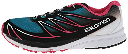 Peacock Trail Women's white Shoes Sense Pink Running 3 hot Manatra Salomon Blue CU0qw