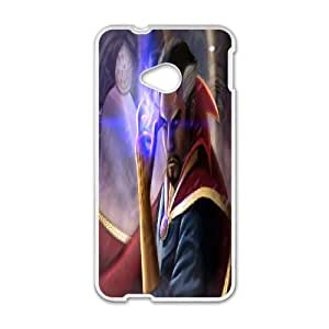 HTC One M7 phone cases White Doctor Strange cell phone cases Beautiful gifts UREN2410841