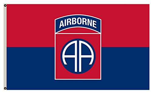 Flylife Large Flag United States Army 82nd Airborne Division